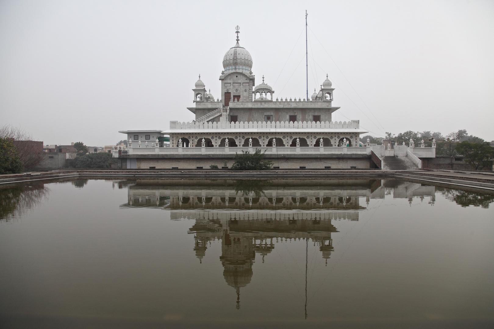 Image result for gurudwara thada sahib samana